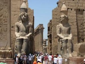 Top 10 Historical Landmarks - Karnak Temple