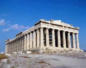 Top 10 Historical Landmarks - Parthenon