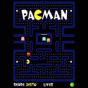 Top 10 Retro Games - Pacman