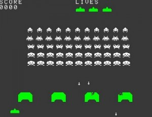 Top 10 Retro Games - Space Invaders