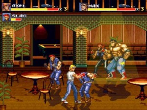 Top 10 Retro Games - Streets of Rage
