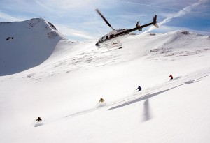 Top 10 Most Dangerous Sports - Heli-Skiing