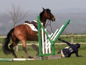 Top 10 Most Dangerous Sports - Horse Riding