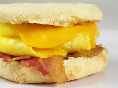 Top 10 Sandwiches - Breakfast Sandwich