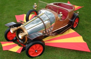 Top Ten Famous Film Cars - Chitty Chitty Bang Bang