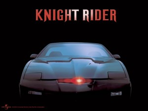 Top Ten Famous Film Cars - Knight Rider