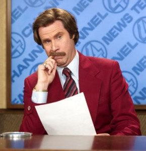 Top 10 Comedy Movies - Anchorman