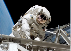 Top 10 Space Facts - Cold Welding