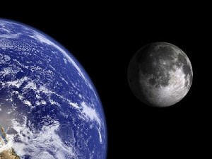 Top 10 Space Facts - The Moon is Moving Away From The Earth