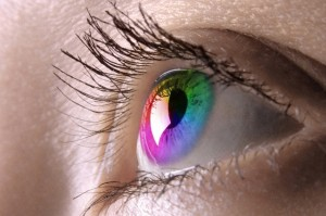 Top 10 Ways To Transform Yourself - Coloured Contacts