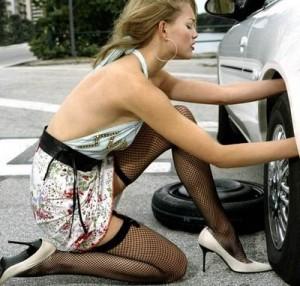 Top 10 Car Problems - Flat Tire