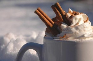 Top 10 Comfort Foods -Hot Chocolate