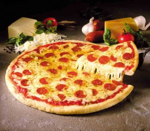 Top 10 Comfort Foods - Pizza