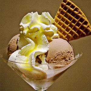 Top 10 Comfort Foods - Ice Cream