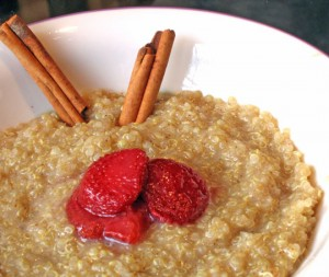 Top 10 Comfort Foods -Porridge