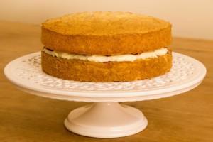 Top 10 Comfort Foods - Sponge Cake