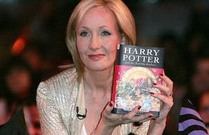 Top 10 Most Successful Entrepreneurs - JK Rowling