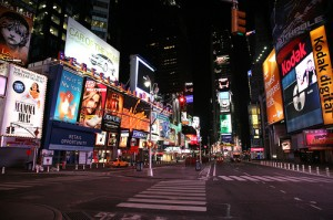 The Top 10 Most Scenic Landscapes - New York By Night