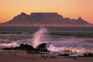 The Top 10 Most Scenic Landscapes - Table Mountain