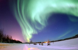 The Top 10 Most Scenic Landscapes - The Northern Lights