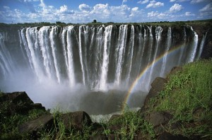 The Top 10 Most Scenic Landscapes - Victoria Falls