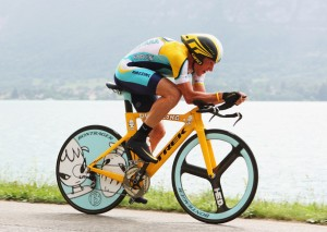 Top 10 Sports Stars - Lance Armstrong