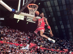 Top 10 Sports Stars - Michael Jordan