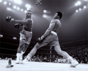 Top 10 Sports Stars - Mohamed Ali