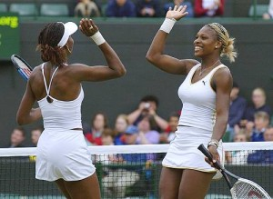 Top 10 Sports Stars - The Williams Sisters