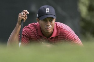 Top 10 Sports Stars - Tiger Woods