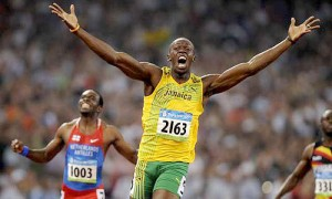 Top 10 Sports Stars - Usain Bolt