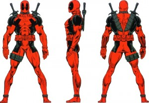 Top 10 Superheroes - Deadpool
