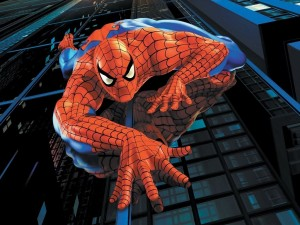 Top 10 Superheroes - Spider Man