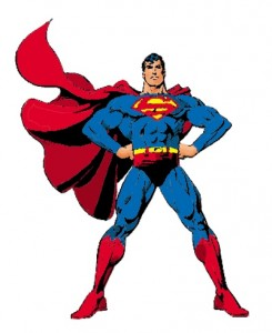 Top 10 Superheroes - Superman