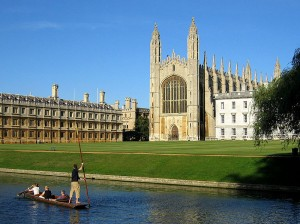 Top 10 Universities In the World - University of Cambridge