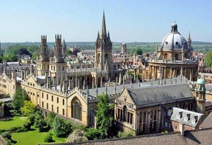 Top 10 Universities In the World - University of Oxford