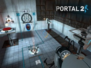 Top 10 Xbox 360 Games - Portal 2