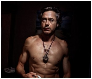 Top 10 Sexiest Men - Robert Downey Jr