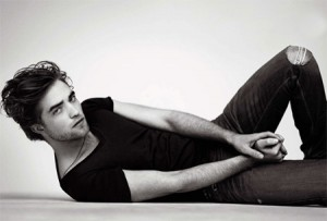 Top 10 Sexiest Men - Robert Pattinson