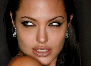 Top 10 Sexiest Women - Angelina Jolie