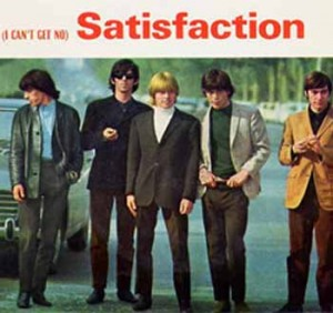 Top 10 Greatest Songs - I Can't Get No Satisfaction