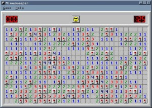 Top 10 Things You Didn't Know You Could Do With A Kindle - Play Minesweeper