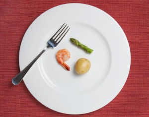 Top 10 Ways to Lose Weight - Eat Smaller Meals