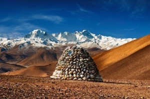 Top 10 Tallest Mountains - Cho Oyu