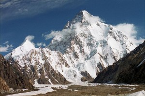 Top 10 Tallest Mountains - K2 (Mount Godwin Austen)