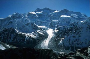 Top 10 Tallest Mountains - Kanchenjunga