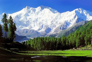 Top 10 Tallest Mountains - Nanga Parbat