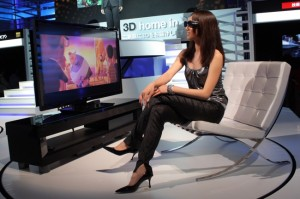 Top 10 New Gadgets and Devices - 3D TV