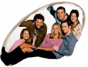 Top 10 Sitcoms - Coupling