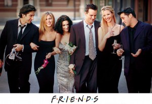 Top 10 Sitcoms - Friends